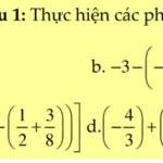 Các phép cộng, trừ, nhân, chia trên tập số hữu tỉ: ĐẠI SỐ 7- CHƯƠNG I: SỐ HỮU TỈ- SỐ THỰC