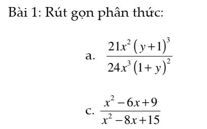 Rút gọn biểu thức đại số- Đại số 8 chương 2- có lý thuyết-bài tập và giải đầy đủ