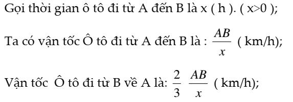 Giải toán bằng cách lập phương trình – Bản đầy đủ cho THCS- Gồm cả lớp 8 và 9