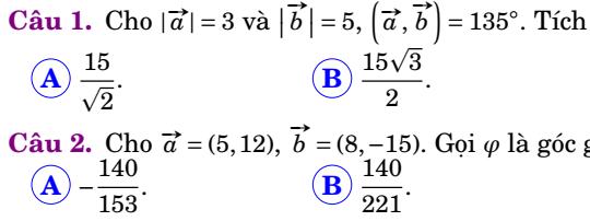 Đề kiểm tra 45 phút Hình học 10- Chương 2- Hệ thức lượng trong tam giác- Đáp án chi tiết