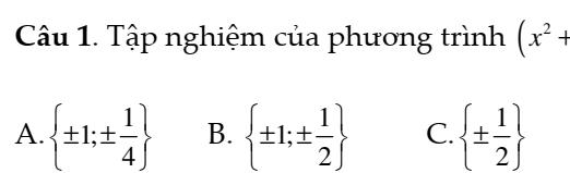Đề thi học kì 2 toán 8- có bổ sung trắc nghiệm và đáp án chi tiết- Bản đẹp