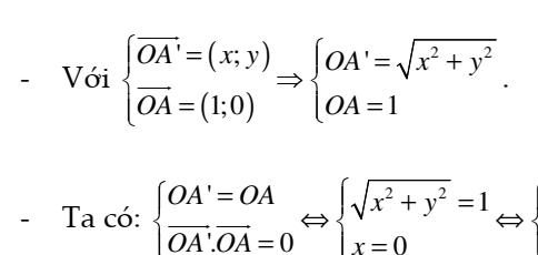 Chuyên đề phép quay và phép vị tự- hình học 11 – Đủ dạng và giải chi tiết