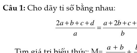 Đề thi học sinh giỏi toán 7 – Đáp án đầy đủ- ĐỀ SỐ 1