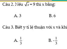 [Sách] 80 Đề thi giữa kì- Học Kì I-II- Toán 7- Đầy đủ đáp án- Trắc nghiệm và Tự luận- mới nhất