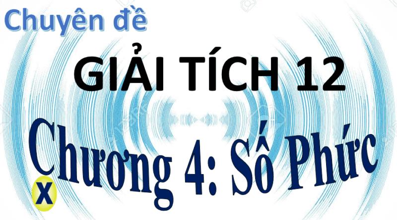 Bài tập số phức- Giải phương trình trên tập số phức đủ dạng- Nguyễn Quốc Tuấn